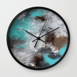 Energized/You are a Beautiful Soul Wall Clock