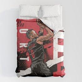 shot ball Comforters
