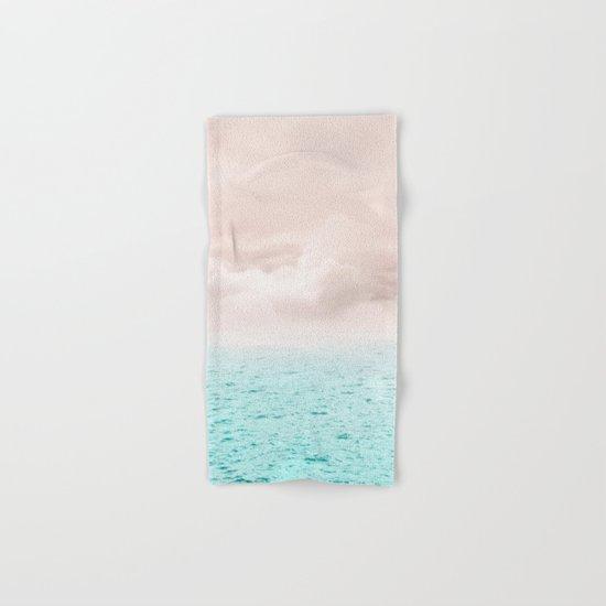 Pastel vibes 40 - Serenity Hand & Bath Towel