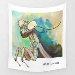 Henri Mantisse Wall Tapestry