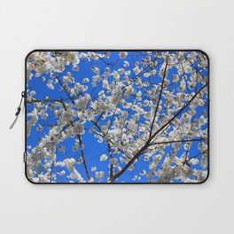 Cherry Blossoms in DC Laptop Sleeve