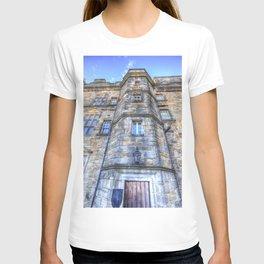Edinburgh Castle Scotland T-shirt