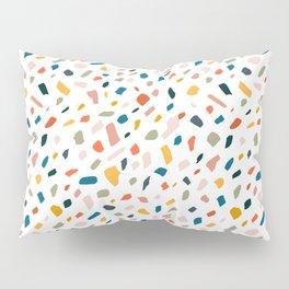Terrazzo #pattern #illustration #Terrazzo Pillow Sham