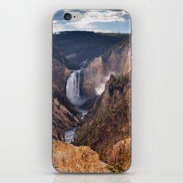 Yellowstone Grand Canyon iPhone Skin