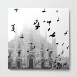 Duomo Milano Metal Print