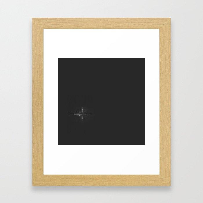 The lost world III Framed Art Print