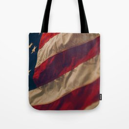 The Flag (Color) Tote Bag