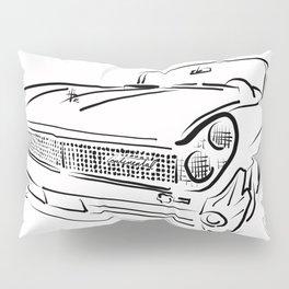 Stinkin' Lincoln '59 Pillow Sham
