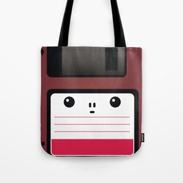 Diskette Tote Bag