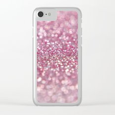 New Blush Clear iPhone Case