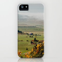 Kamouraska iPhone Case