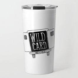 Always Sunny Wild Card! Travel Mug