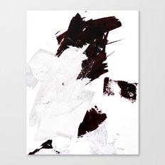 Throw Canvas Print