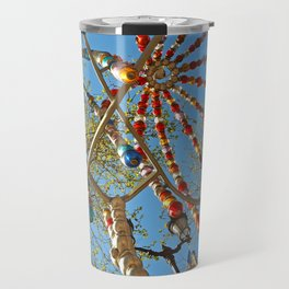 Colourful Metro Canopy Travel Mug