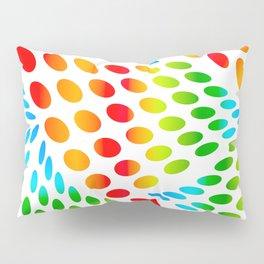 Colourful Ovals Pillow Sham