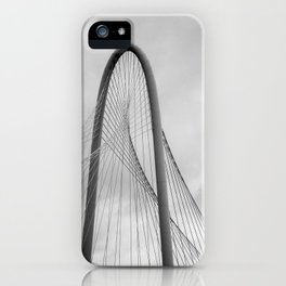 Being pulled in every direction iPhone Case