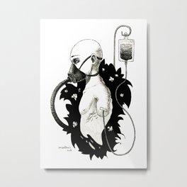 IV Metal Print