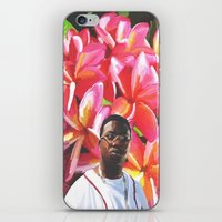 gucci iPhone & iPod Skins featuring gucci mane floral by Cree.8