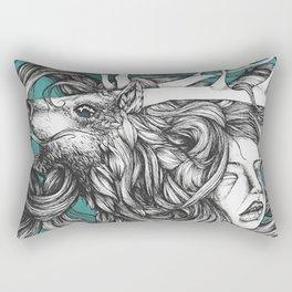 Let Me Out 2 Rectangular Pillow