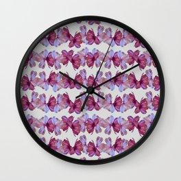PETALS sm. Wall Clock