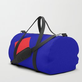 Geometric Shapes 01 Duffle Bag