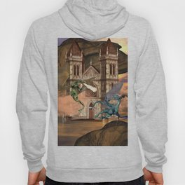 The dragon fight Hoody