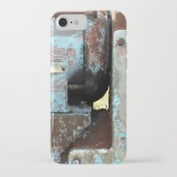 metal iPhone & iPod Cases featuring METAL by The Family Art Project
