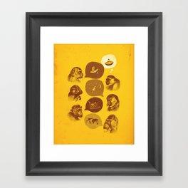 Bananaz Framed Art Print