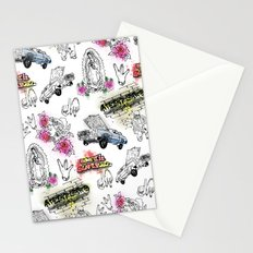 South Central Pattern Stationery Cards