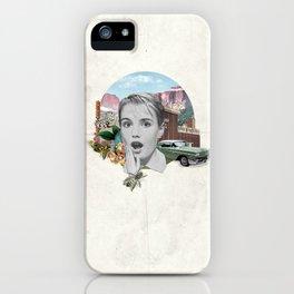 WOW! Vintage #3 iPhone Case