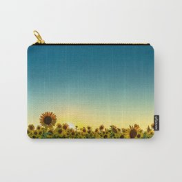 Sunflower Above the Rest Carry-All Pouch