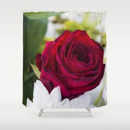 Love So Pure Shower Curtain