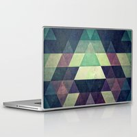 spires Laptop & iPad Skins featuring dysty_symmytry by Spires