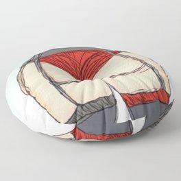 Garter Betty Floor Pillow