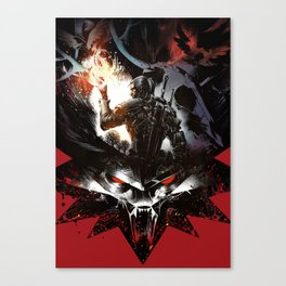 The witcher Ⅰ Canvas Print