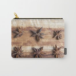 Stars and Stripes of Baking - Star Anise Carry-All Pouch