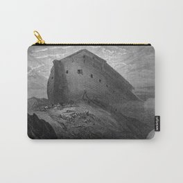 Dove Sent Forth from the Ark - Dore Carry-All Pouch
