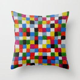 oreiller zébra Throw Pillow