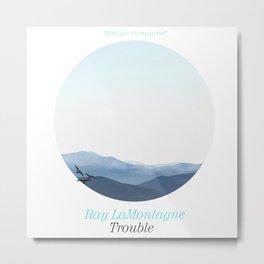 Album Cover Ray LaMontagne Metal Print
