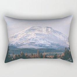 South Sister Rectangular Pillow