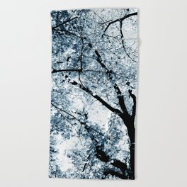 branches Beach Towel