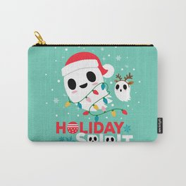 Holiday Spirit Carry-All Pouch