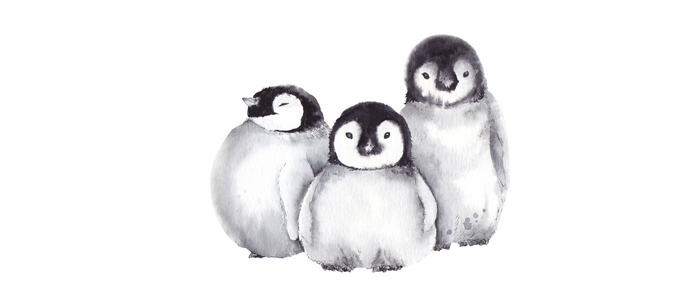 Baby Penguins Coffee Mug