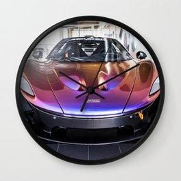 McLaren P1 - Cerberus Pearl - Front Wall Clock