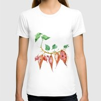 potato T-shirts featuring Sweet potato by Ksenia Sapunkova