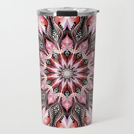 Passion Mandala Travel Mug