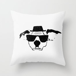 THE BUDDIE x HEISENBERG Throw Pillow