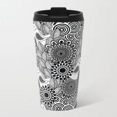 Pattern 80 Metal Travel Mug