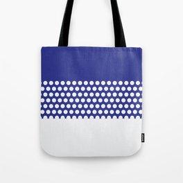 Polka Sky Tote Bag