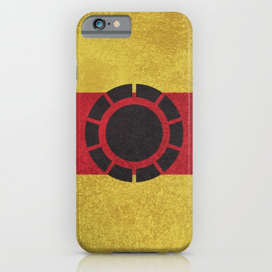 Iron Clade Colors iPhone & iPod Case